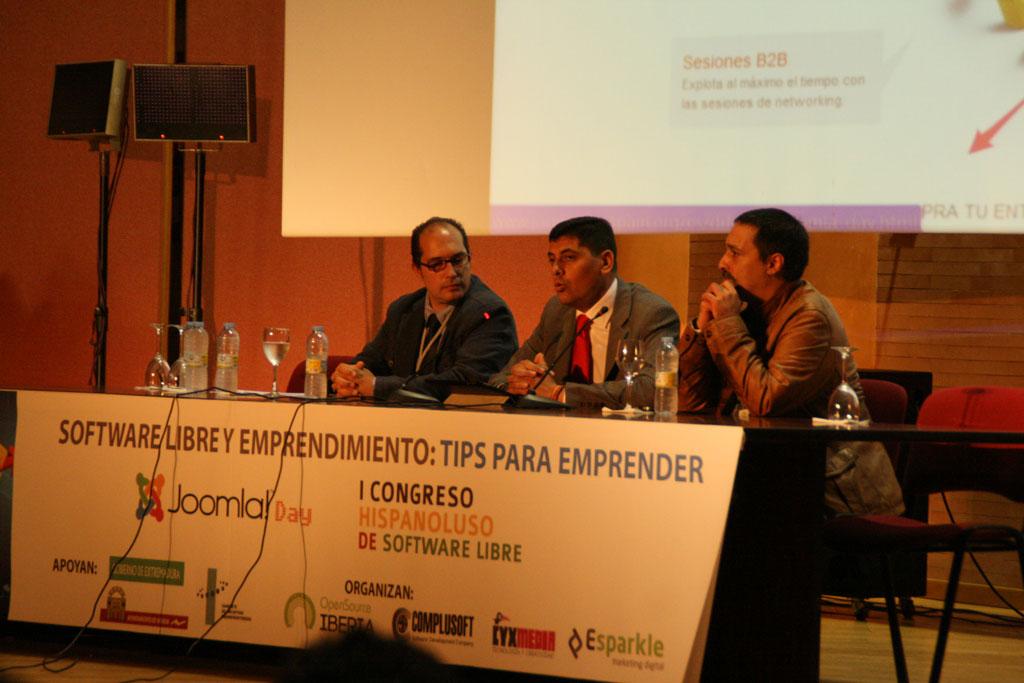 JoomlaDay – España 2012