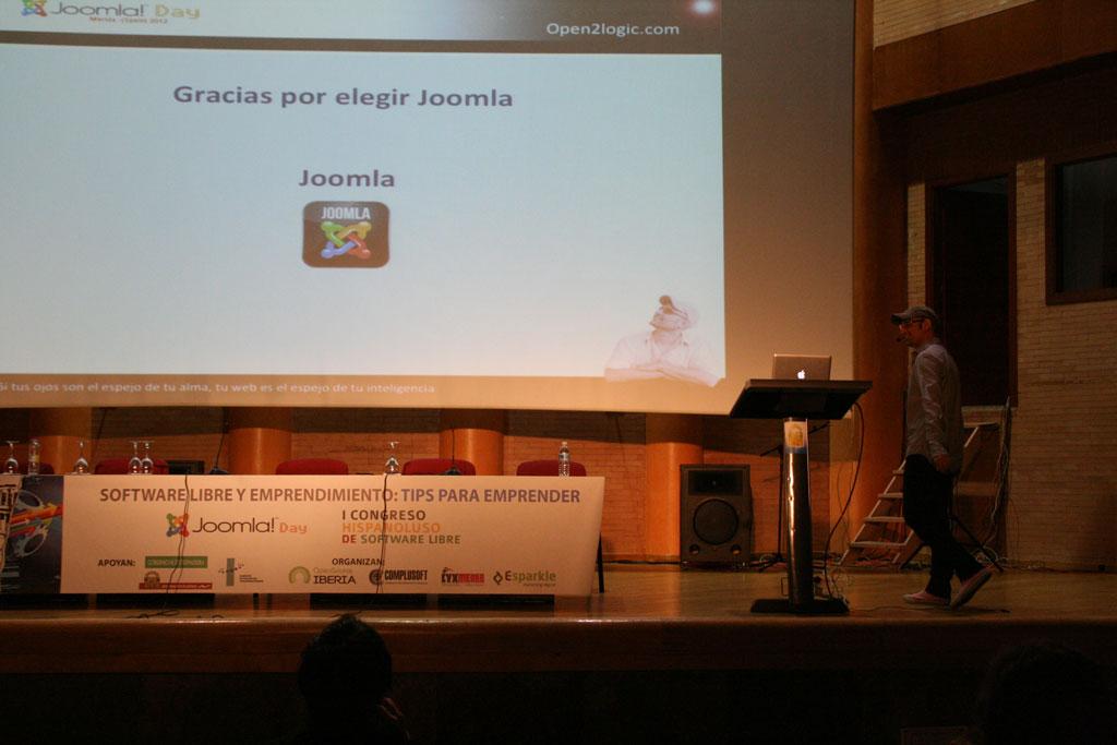 Joomla!Day 2012