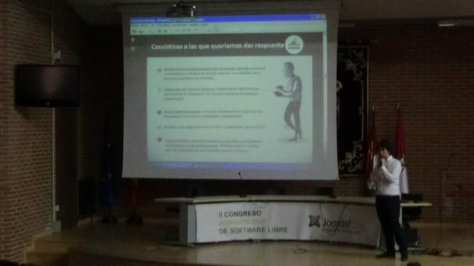 Avanzando en e-learning con Moodle para Joomla!