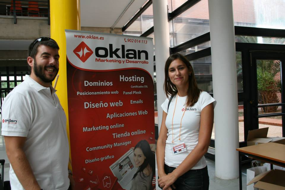 El equipo de Oklan